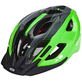 ABUS Aduro 2.0 Bike Helmet green